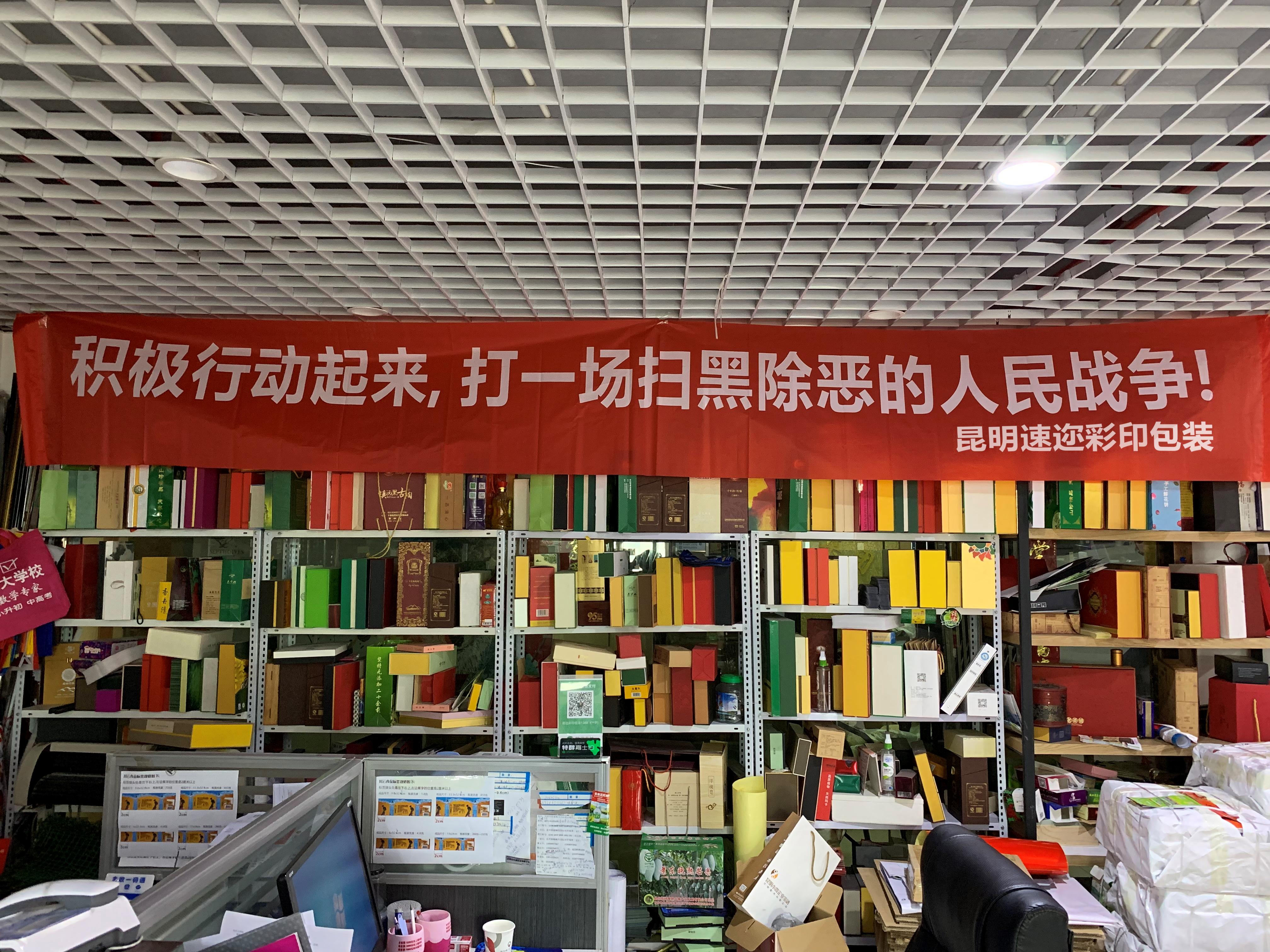 """2019年认真学习""""打黑除恶专项""""斗争"""