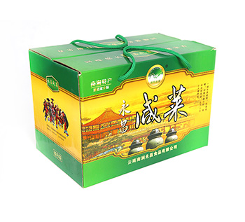 速迩广告食品包装盒