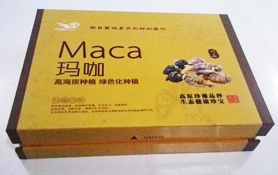 玛卡包装礼盒