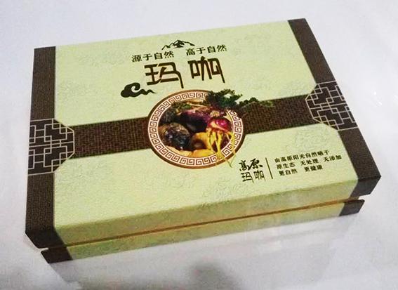 玛卡礼品盒
