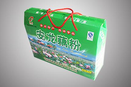 安龙藕粉包装盒