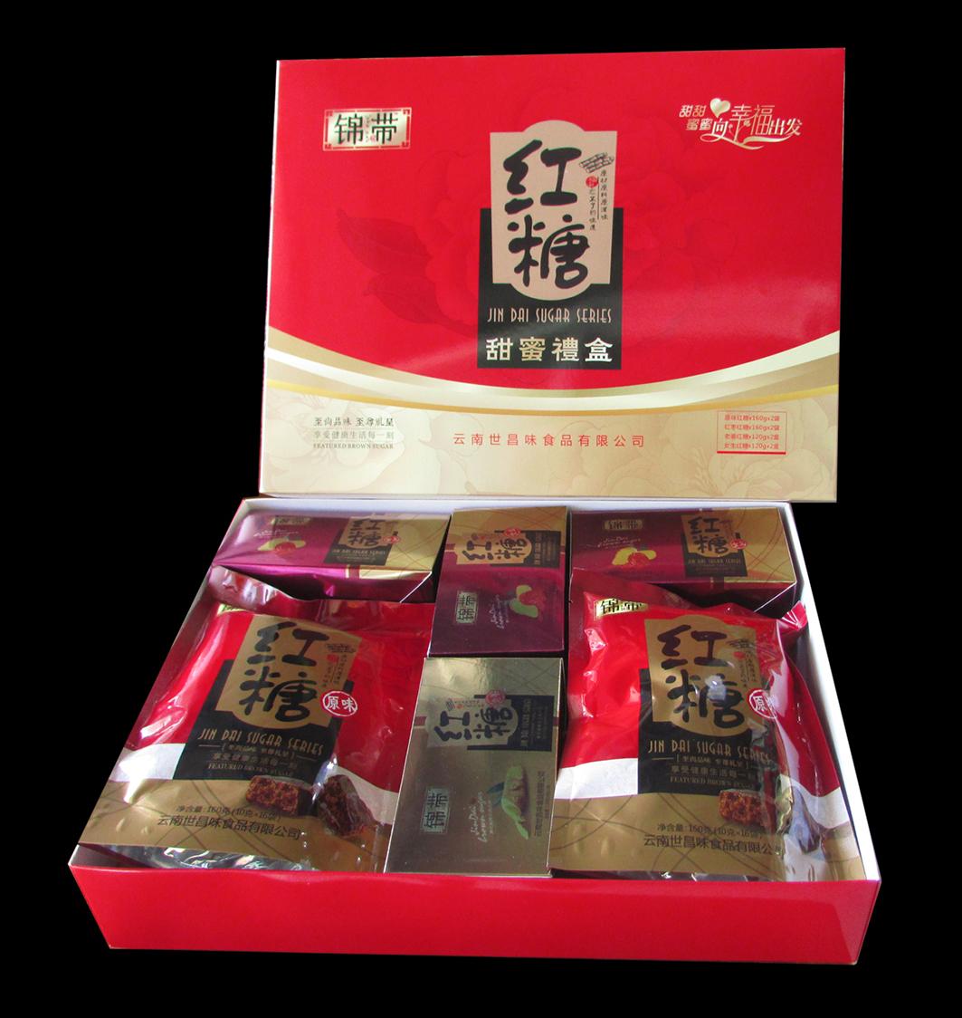 红糠包装盒