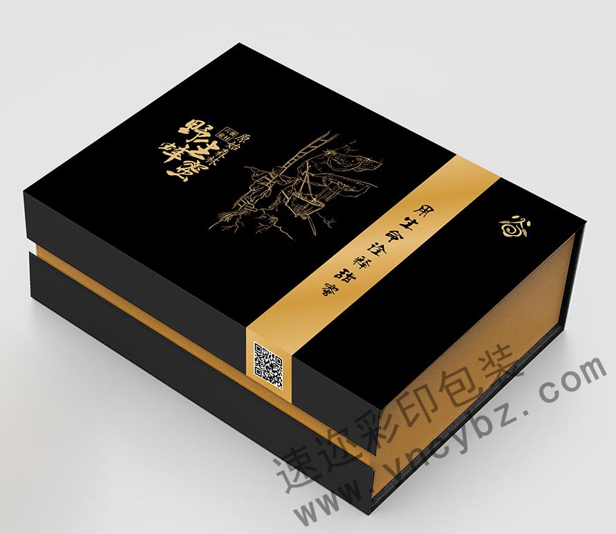 野生蜂蜜包装盒