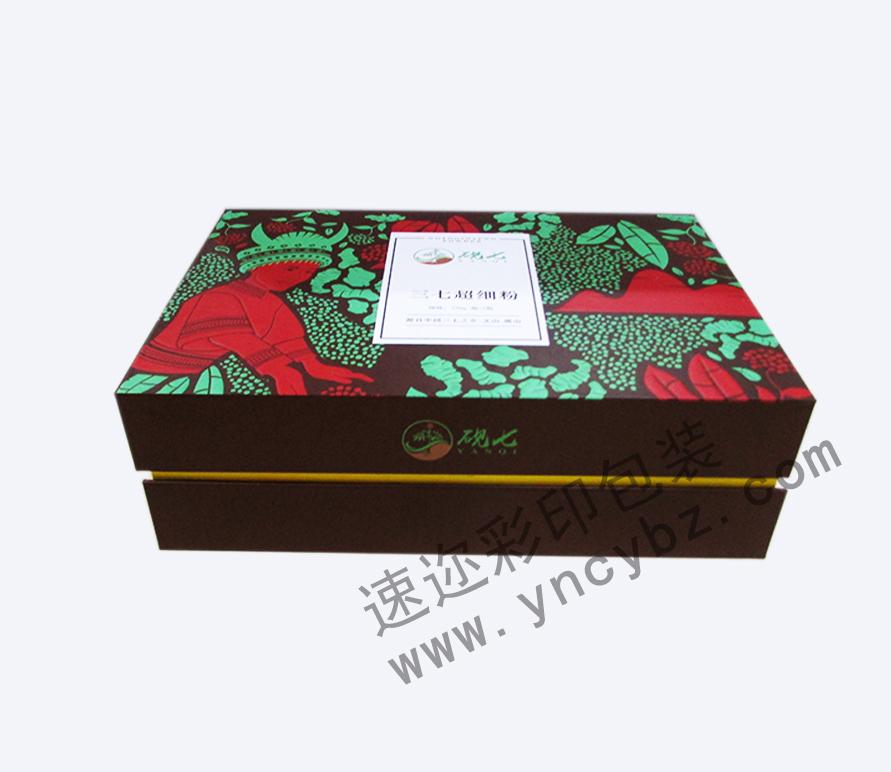 三七包装盒